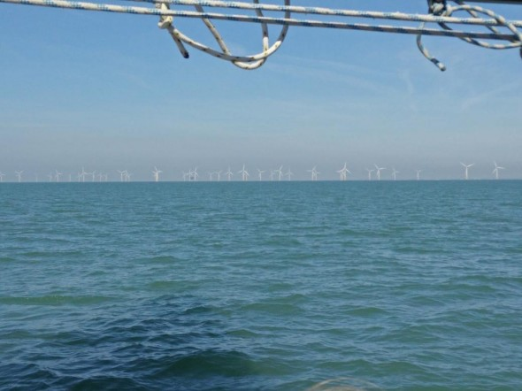 London Array windpark