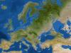 Europa onder water