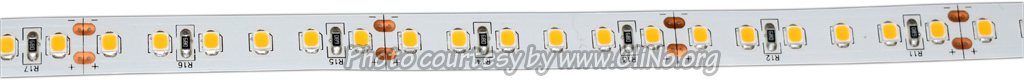 MesRetail - LED strip 1m SP-X-2835-600-24-X-20 3000K