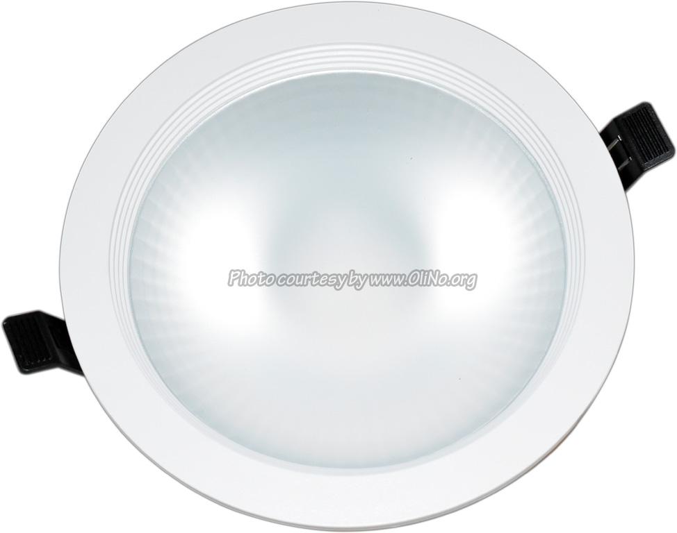 DMLUX - Triton LED Downlight 24W 840 2893lm 196x80.5mm