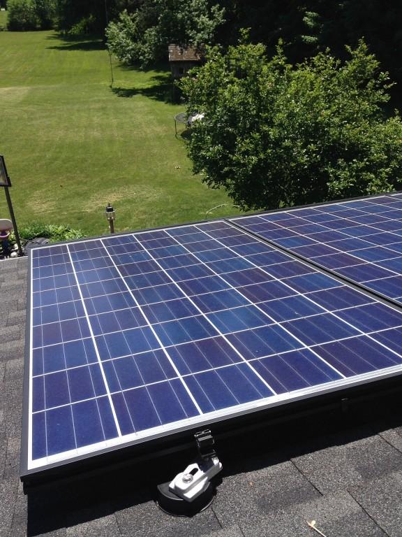 zonnepanelen verzekeren