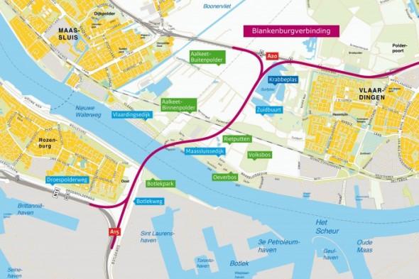Investering voor een fietstunnel van € 33 miljoen extra aanlegkosten op een totaal investering van € 1168 miljoen = nog geen 3% ! kan er volgens de beleidsmakers niet uit!
