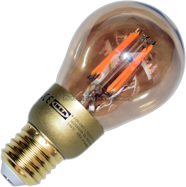 Ikea - Lunnom LED 400lm E27 4.2W