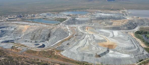 Uranium mijnen