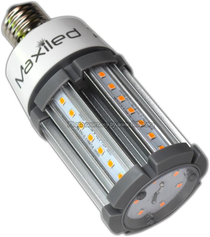 Maxibel - Maxiled Dark Sky Amber 1600K 18W