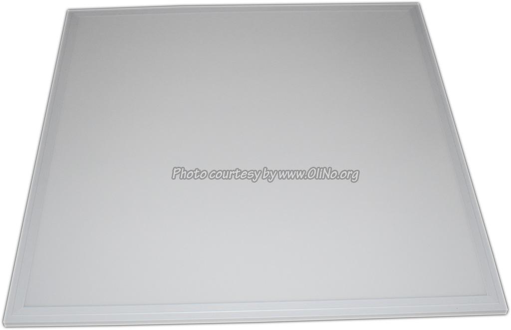 LED Flatlight - Ledpaneel 60x60 first old measurement