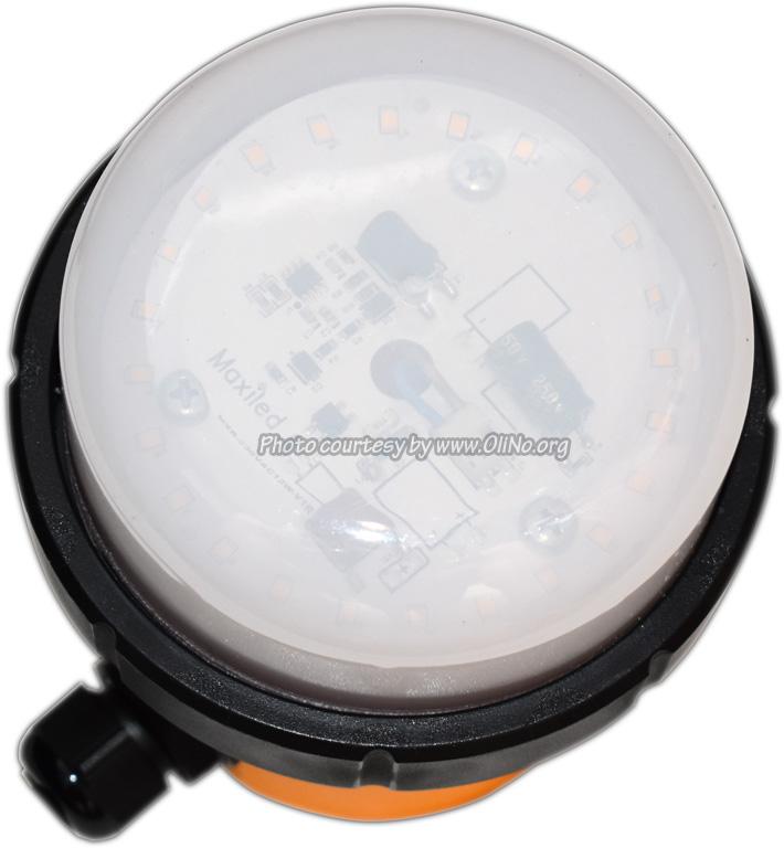 Maxibel - LED Fixture Madelon 110VAC50Hz
