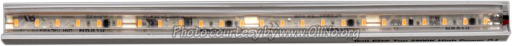 Triolight - liniLED® Top 2500K High Power G4