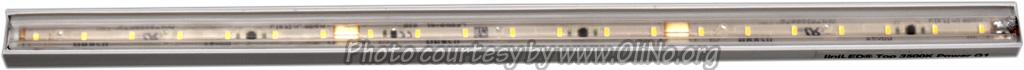 Triolight - liniLED® Top 3500K Power G1