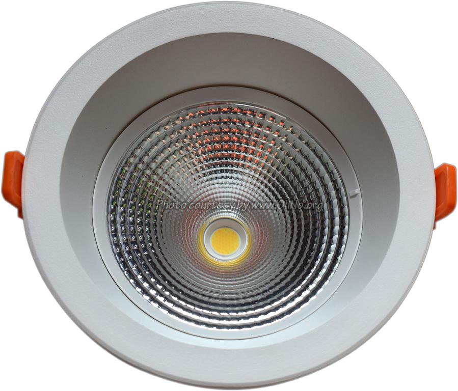 TLight - DLR170 LED 12W-3000K-5700K IP54 wit sn st op 3000K
