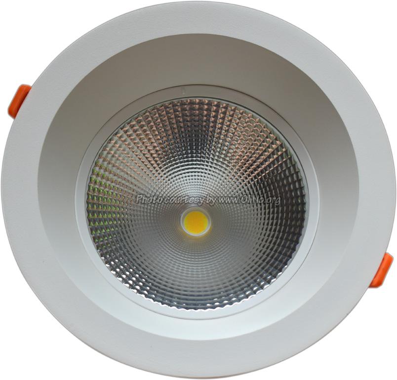 TLight - DLR230 LED 25W-3000K-5700K IP54 wit sn st 3000K