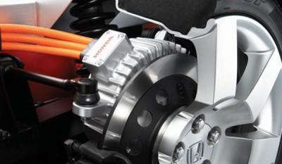 in-wheel-electric-motor