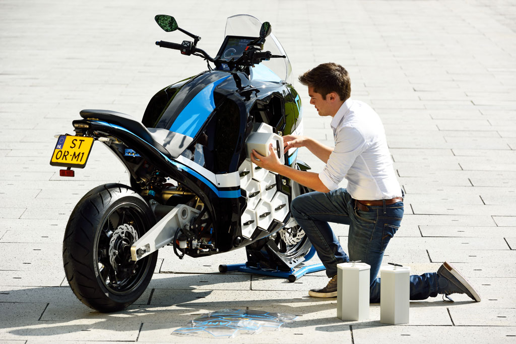 OliNo » Blog Archive » Electric Motorcycle – STORM Pulse