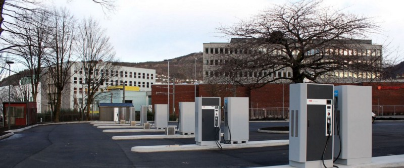 Fast charging stations the key to charging large numbers of electric vehicles.