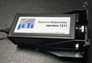 kleurspectrometer Jeti SpecBos 1211